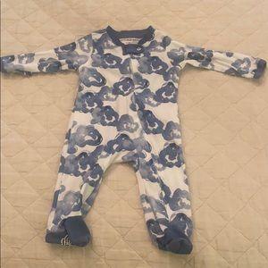 Baby onesie pajamas (3 sets)